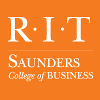Logo Rochester Institute of Technology - Saunders College of Business