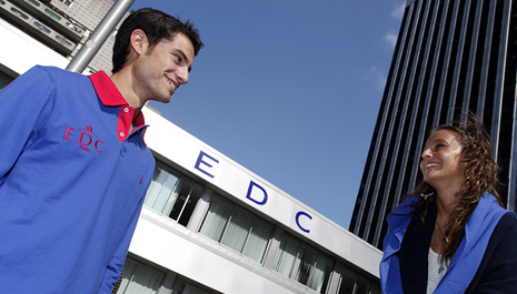Logo EDC Paris Business School
