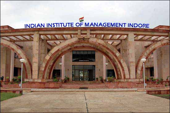 Logo Indian Institute of Management Indore (IIM-I)