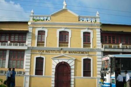 Logo Goa Institute of Management (GIM)