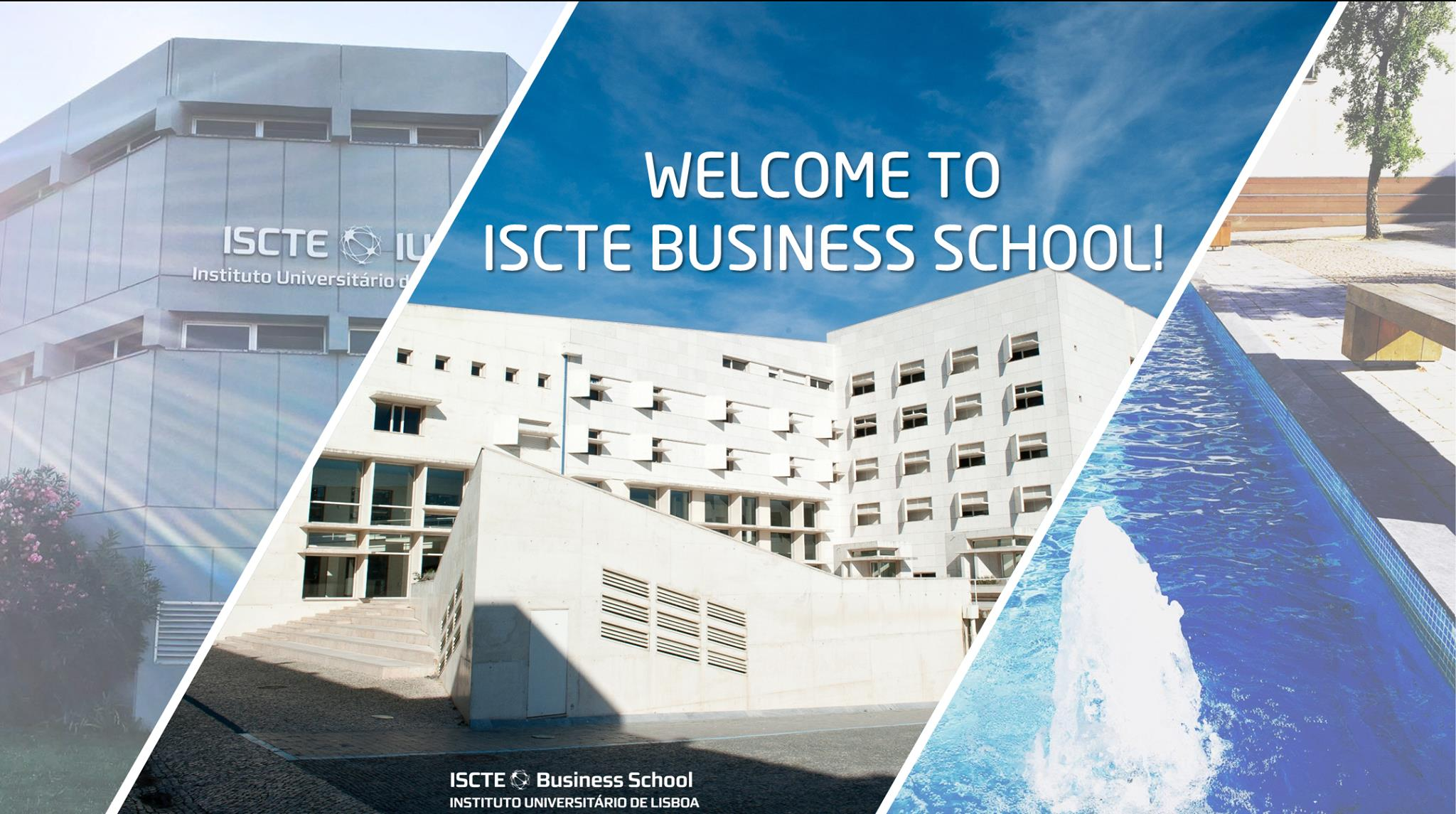Logo ISCTE Business School - Instituto Universitário de Lisboa
