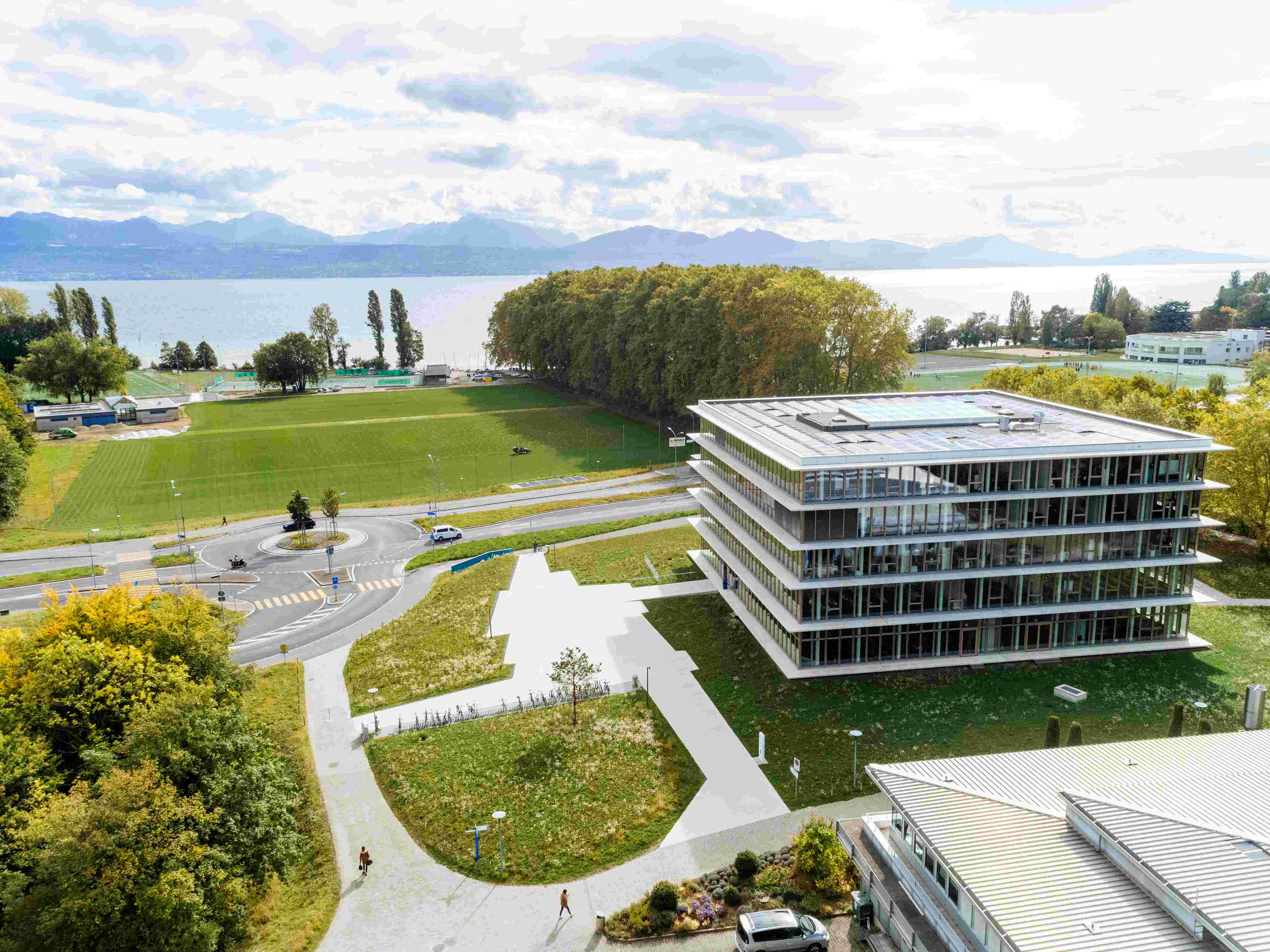 Logo HEC Lausanne, the Faculty of Business and Economics of the University of Lausanne