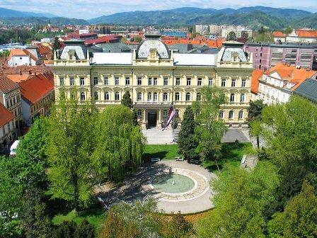 Logo University of Maribor