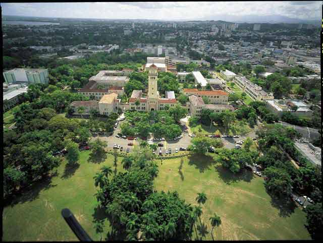 Logo Universidad de Puerto Rico - Recinto de Río Piedras