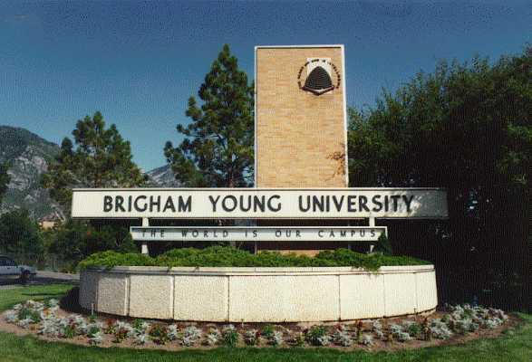 Logo Brigham Young University - BYU Marriot School