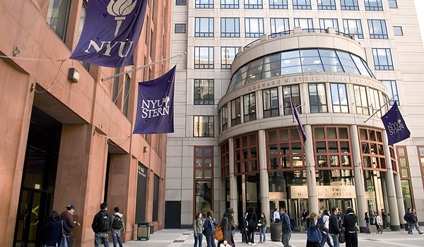Logo New York University (NYU) - Stern School of Business