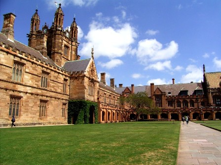 Logo The University of Sydney - The University of Sydney Business School