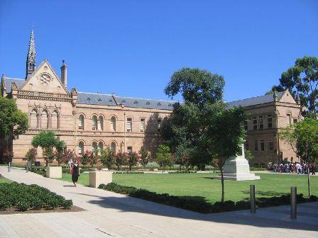 Logo University of Adelaide