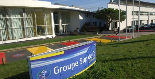 Logo Groupe Sup de Co la Rochelle - EIGSI