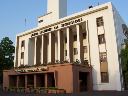Logo Indian Institute of Technology Bombay (IITB)