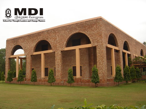 Logo Management Development Institute (MDI)