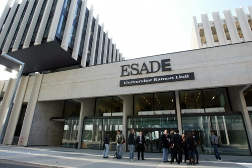 Logo ESADE Business School