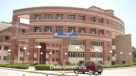 Logo University of Delhi