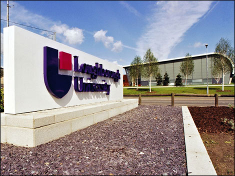 Logo Loughborough University - Department of Sport, Exercise and Health Sciences