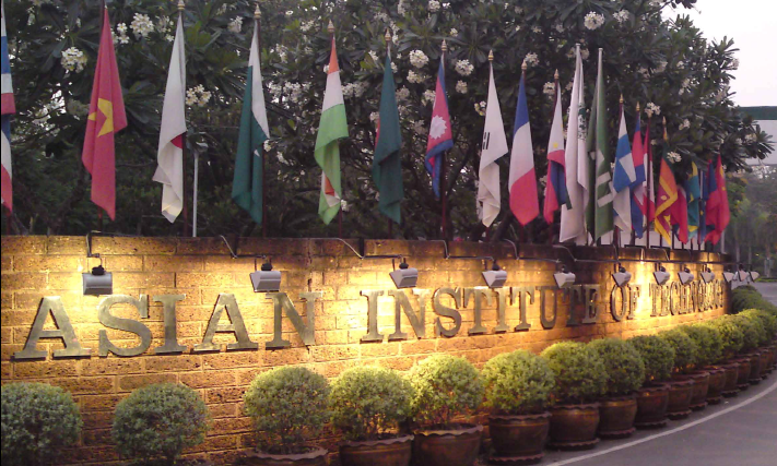 Logo Asian Institute of Technology - School of Management