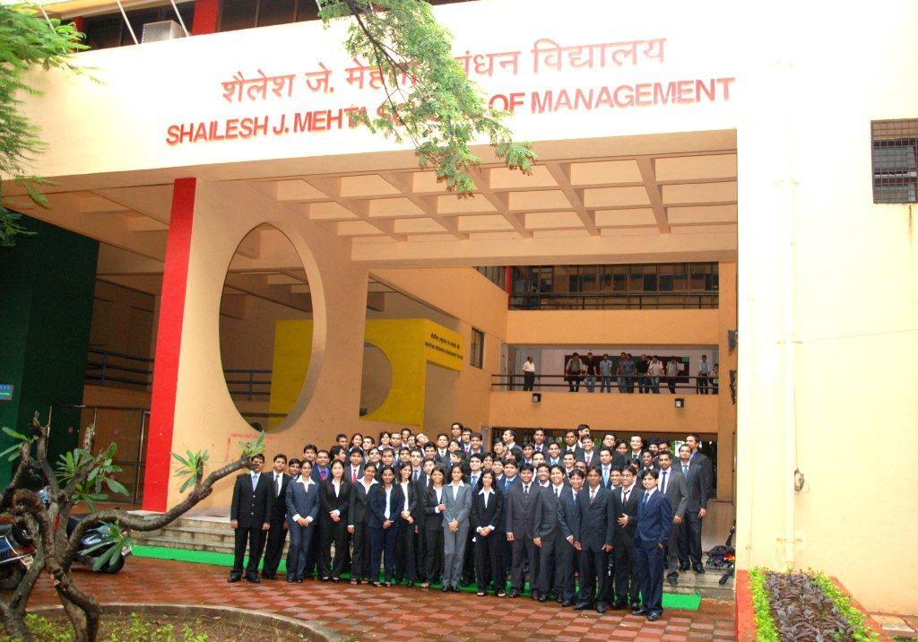 Logo Shailesh J. Mehta School of Management, IIT Bombay
