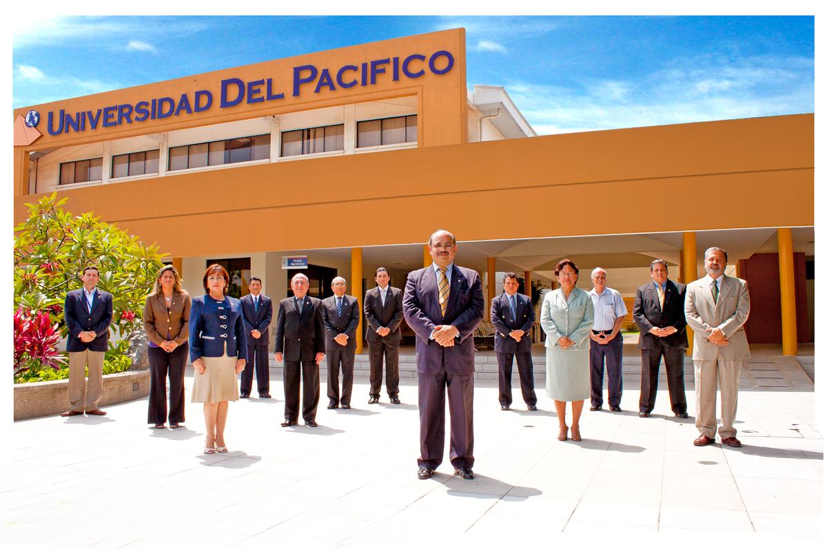 Logo Universidad Del Pacifico - Escuela de Negocios