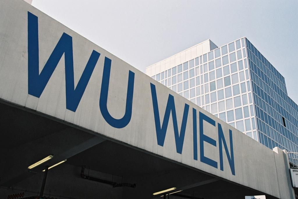Logo WU (Vienna University of Economics and Business)