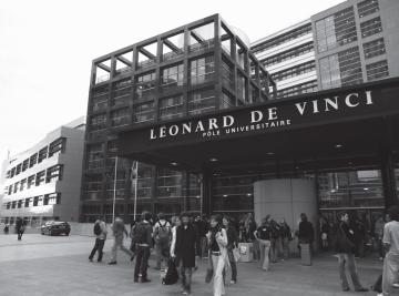 Logo Institut Léonard de Vinci